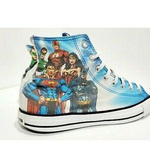 Converse DC Comics Justice League Chuck Taylor